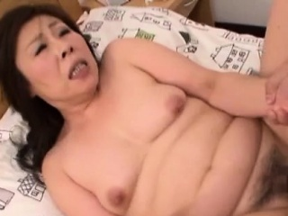 Handsome mature chick gets licked plus drilled roughly